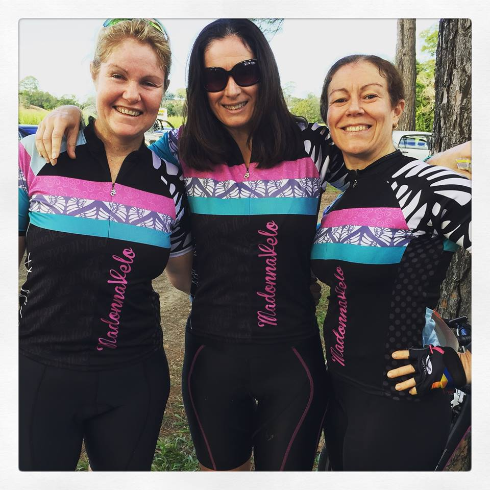 Storm Cycles Gold Coast is home to MadonnaVelo ladies cycling club for social riding