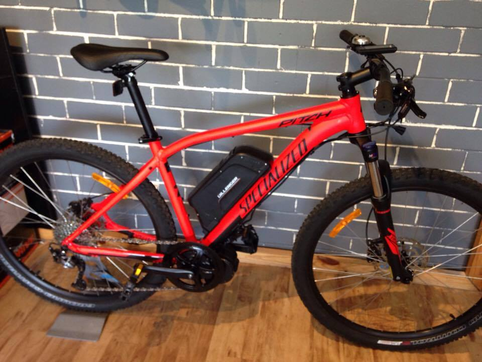 Electric Bicycle 750W (Off-Road Only) $2,799