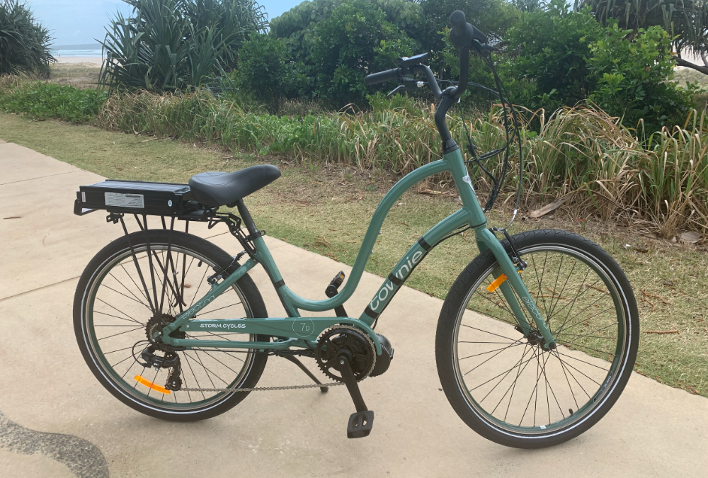 Townie e-bike upgrade from $1,899