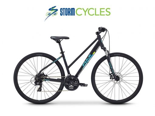 Fuji Traverse 1.7 Step Thru Hybrid $679 SALE: $599