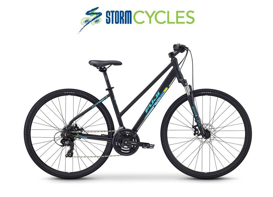Fuji Traverse 1.7 Step Thru Hybrid $679