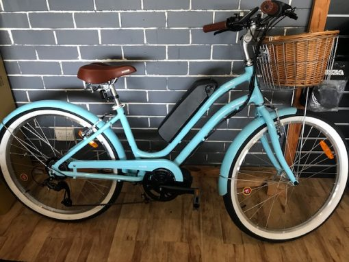 Ladies Cruiser E-bike $2,399