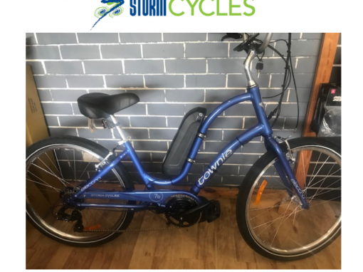 Electra Townie E-bike custom build $2,399