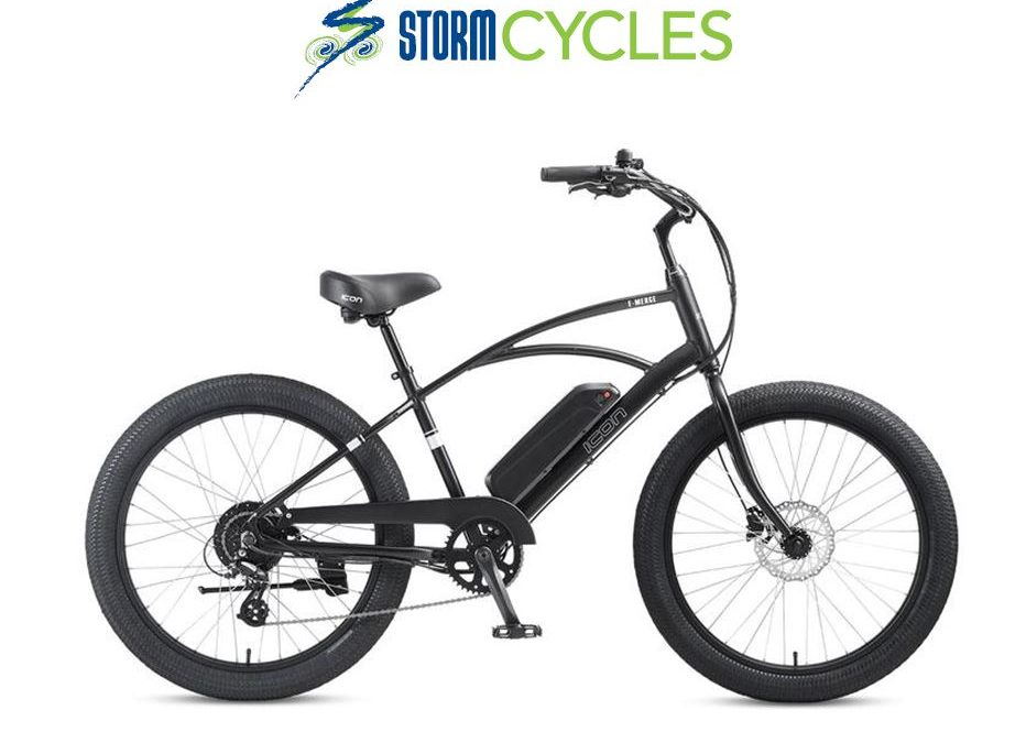 E-Bike Electric Cruiser $1,899